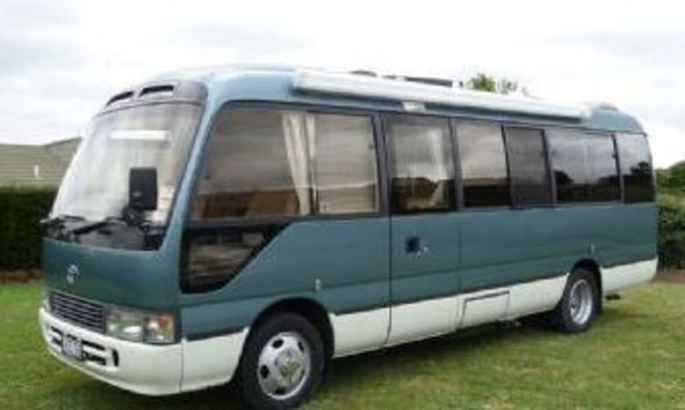 Original Multiple And Group Campervan Hire  Maui Motorhomes New Zealand