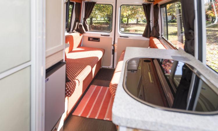 Vanco Motorhomes - Custom Retro Camper
