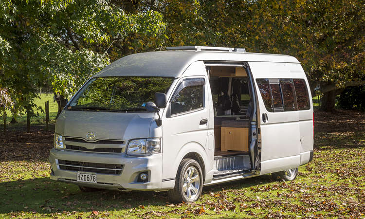Vanco Motorhomes-Customised Campervan