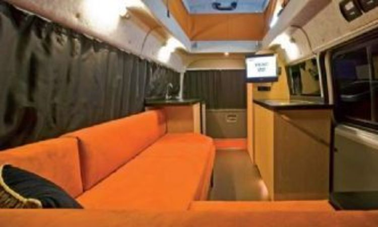 Vanco Motorhomes - Deluxe Pop Top Camper